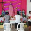 "Celebran familias festividad del ""Divino Niño"" en Kantunilkín"