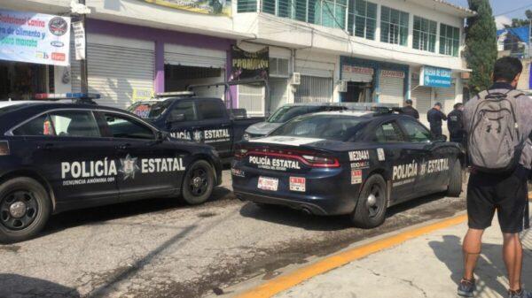 Asesinan a balazos a una pareja en gimnasio en Edomex