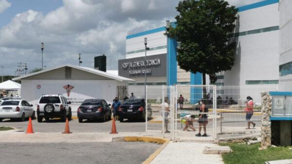 Tres embarazadas no vacunadas ocupan área covid del Hospital General