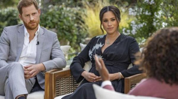 Entrevista del príncipe Harry y Meghan Markle fue nominada a los premios Emmy