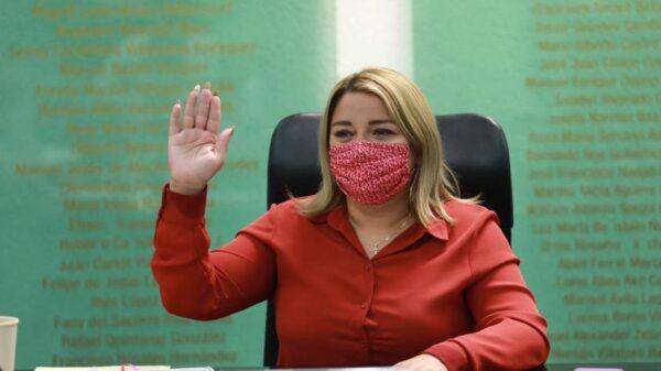 Busca diputada parchar otra vez la Ley de Movilidad de Quintana Roo.