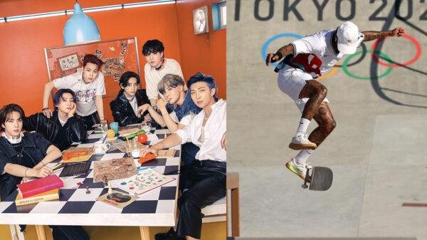 Estas canciones de BTS han formado parte de Tokio 2020
