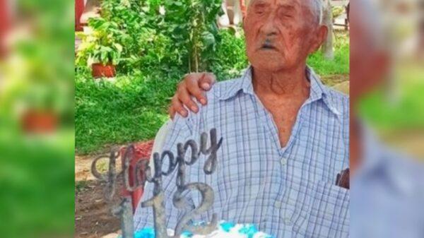 A sus 112 años de edad, fallece abuelito más longevo de Yucatán