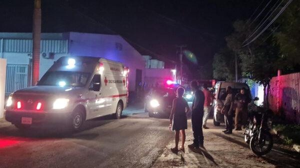 Cancún: Fuga de amoniaco causa alarma entre vecinos de la SM 310