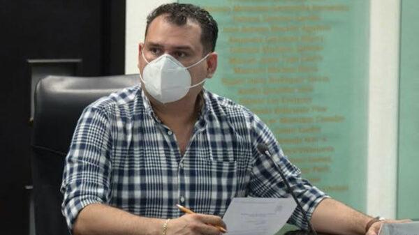 No descarta Edgar Gasca buscar coordinación de diputados de Morena