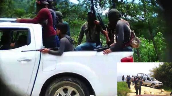 Enfrentamiento entre simpatizantes de partidos deja 26 personas muertas, en Chiapas