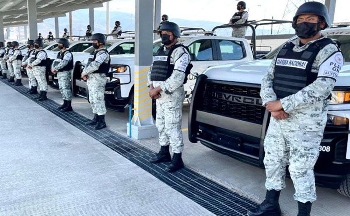 Reforzará Guardia Nacional presencia en Cancún