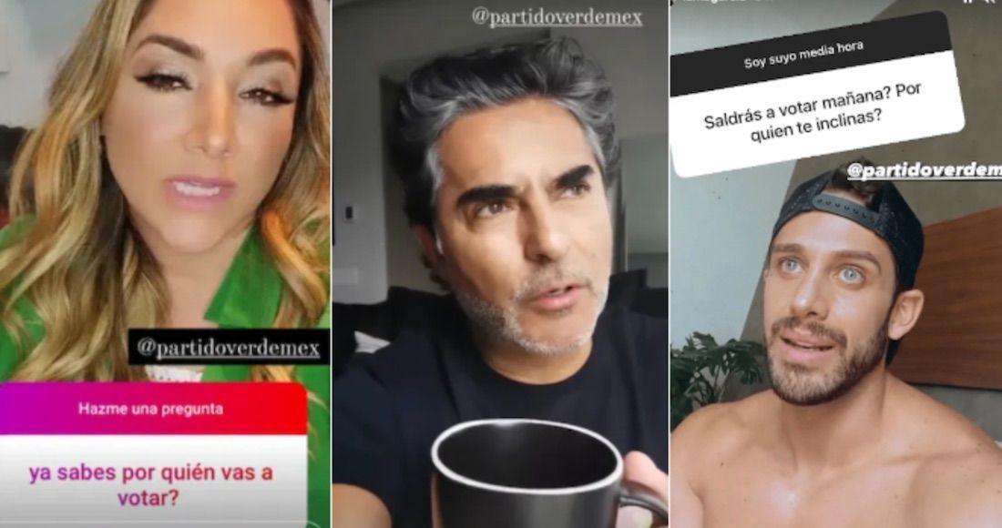 "Indica INE que Partido Verde pagó 1 mdd a ""influencers"""