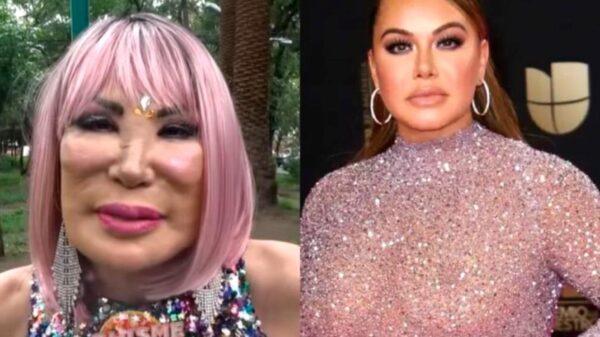 """Lyn May ataca a Chiquis Rivera: """"Se debería ir al gimnasio y tener respeto al público"""" (Video)"""