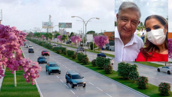 Avanza gestión ante Gobierno de Máxico para modernizar el bulevar Colosio