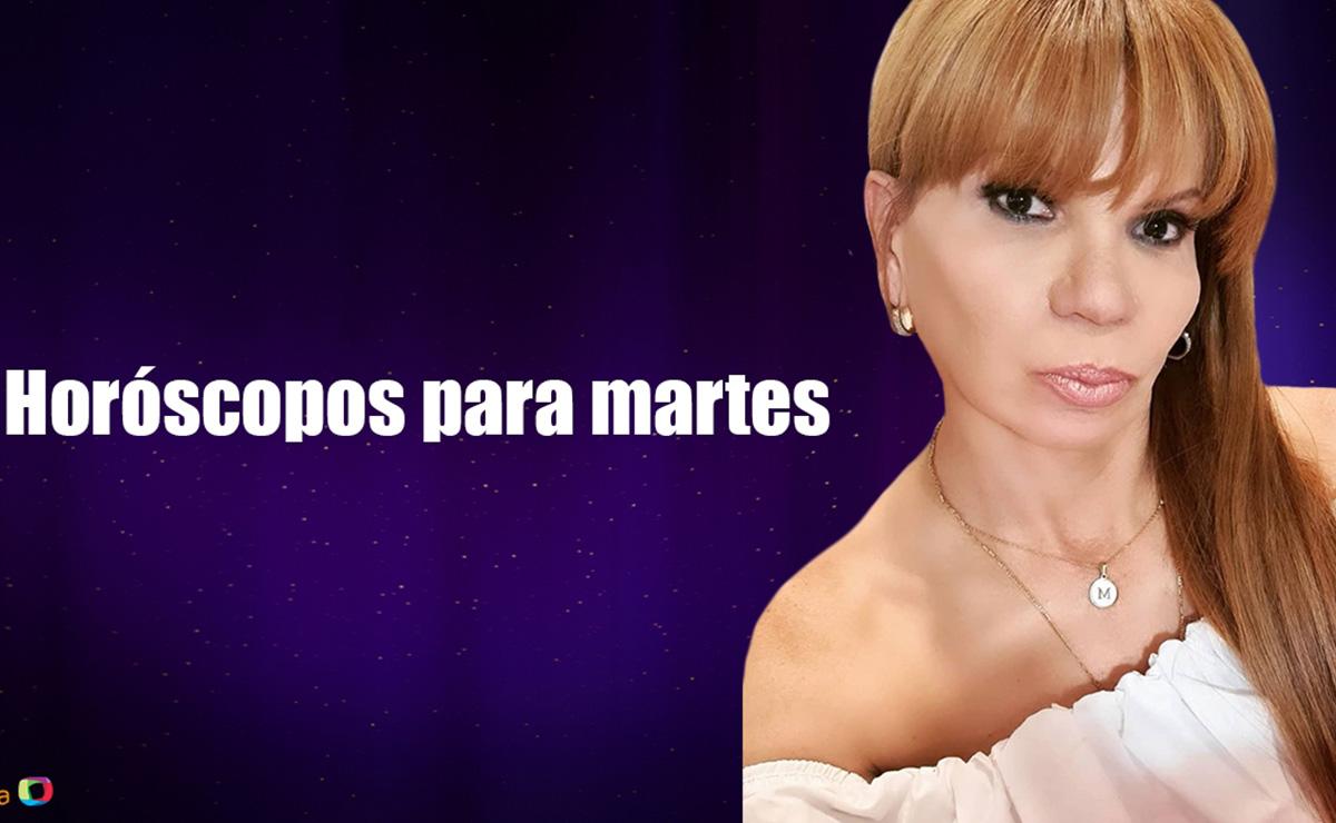 La astróloga cubana te dice qué le espera a tu signo este día.