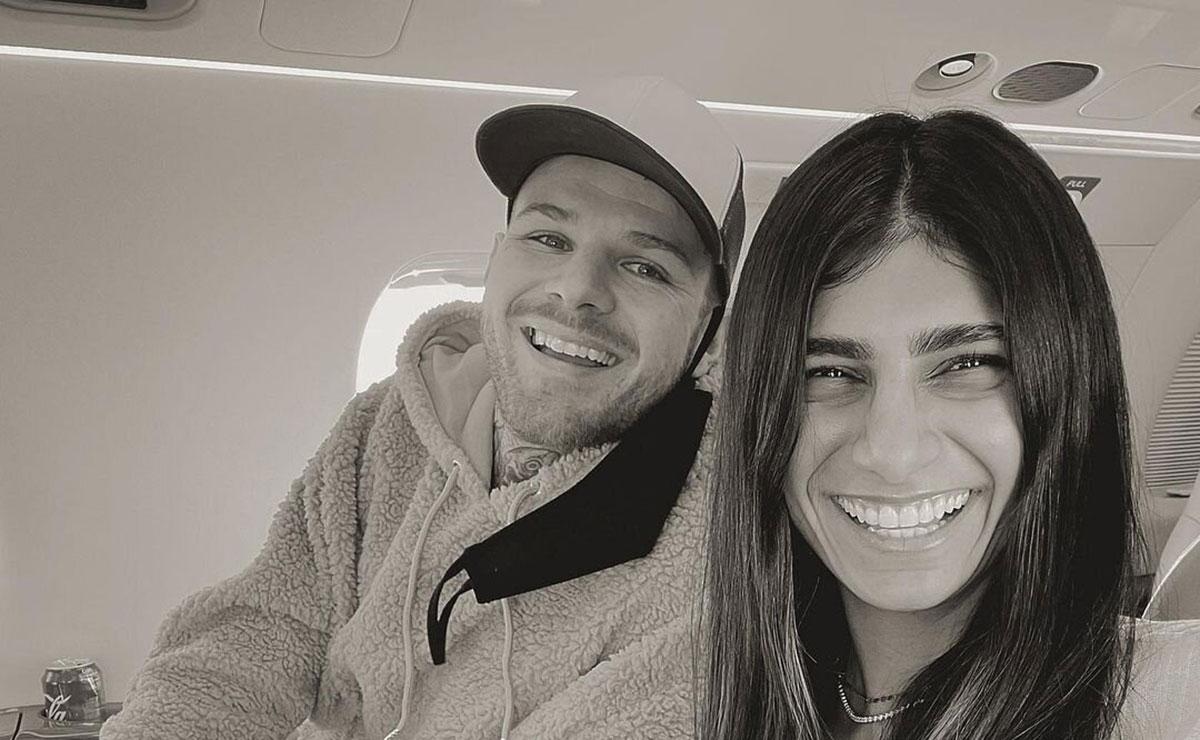 Mia Khalifa y Robert Sandberg anuncian su divorcio