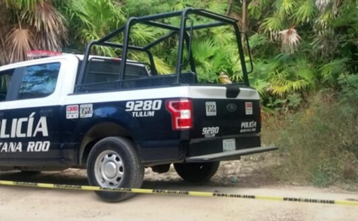 Investigan muerte de mujer comerciante en Tulum