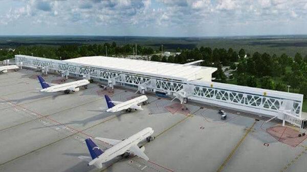 Aeropuerto de Tulum tendrá capacidad para 4 millones de turistas; confirma el presidente AMLO la construcción de la terminal aérea.