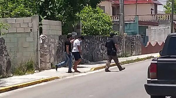 """Golpe contra la delincuencia, un detenido en cateo de """"narcopunto"""""""