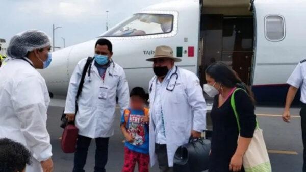 Jacobo sale del hospital tras estar hospitalizado por envenenamiento