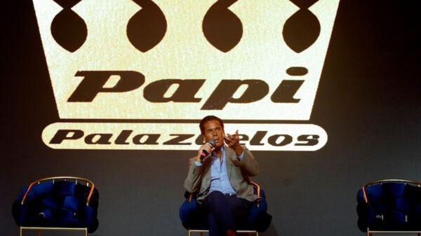 """""""Garritas""""para """"Mirreyes"""", Palazuelos presenta su línea de ropa"""