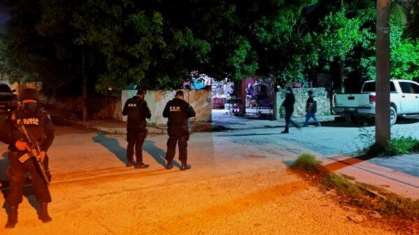Reportan decomiso de droga y 4 detenidos durante fuerte operativo en panadería de Kanasín