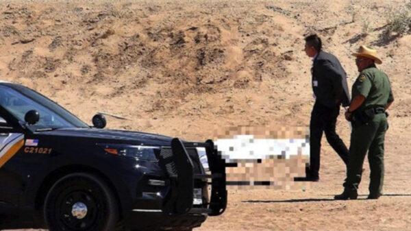 ¡Frustrado viaje! Mexicano muere al caer de muro fronterizo