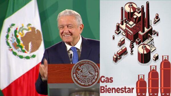 """""""Avanza proyecto de Gas Bienestar; ya hay terrenos, cilindros y vehículos"""""""