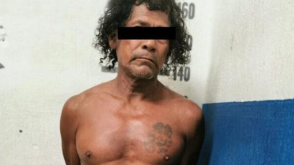 Detienen a sexagenario por presunto abuso de una menor en Playa Del Carmen