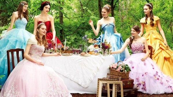 Estos son los vestidos de Quinceañera inspirados en las princesas Disney