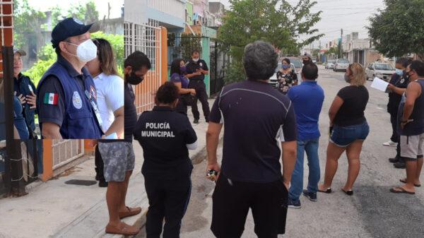Cancún: Realiza Seguridad Pública acciones de proximidad Social