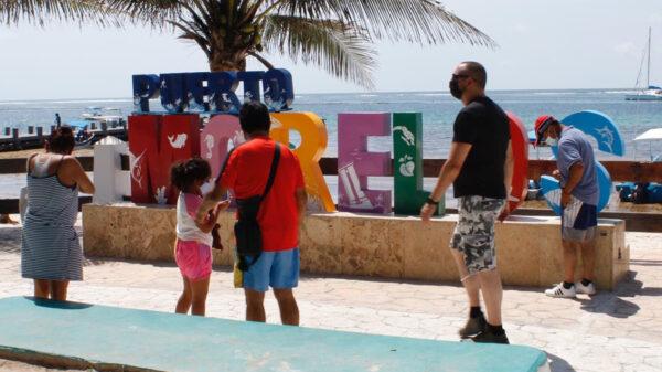 Puerto Morelos listo para la temporada vacacional de verano