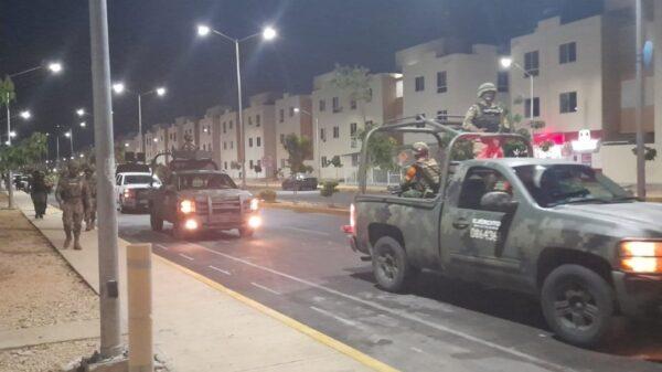 Inicia operativo coordinado para mayor vigilancia en CancúN.