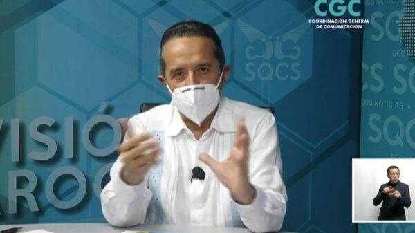 Continuará Quintana Roo en naranja, pese a desborde de contagios