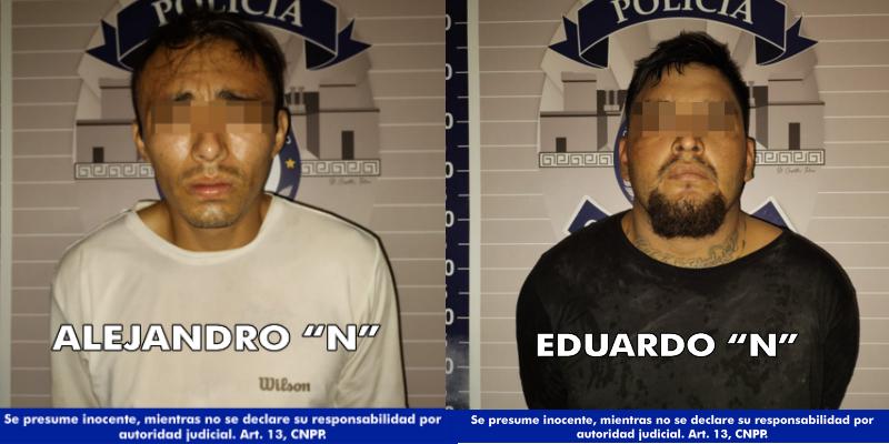 Caen dos presuntos sicarios en Playa del Carmen.