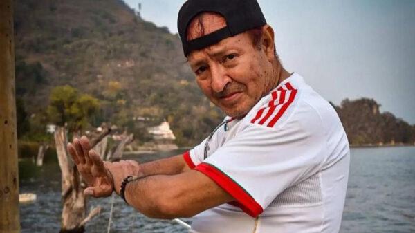Sammy Pérez es intubado tras contagio de Covid-19
