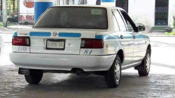 Sindicato taxista pide a Fiscalía investigar robo de unidades.