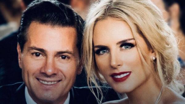 """Tania Ruíz envía tierna felicitación a su """"novio hermoso"""" Enrique Peña Nieto"""