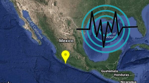 Sismo de 5.1 grados sacude esta tarde a Michoacán, hasta el momento, se desconoce si se registraron víctimas por el movimiento telúrico