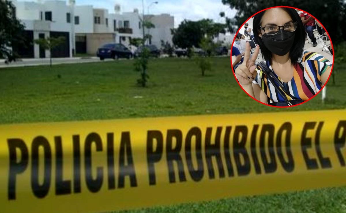 Caso Teresa: Exesposo, posible autor intelectual de su asesinato en Mérida