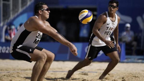 Tokio 2020: Equipo mexicano de Voleibol de Playa avanza a Octavos de Final