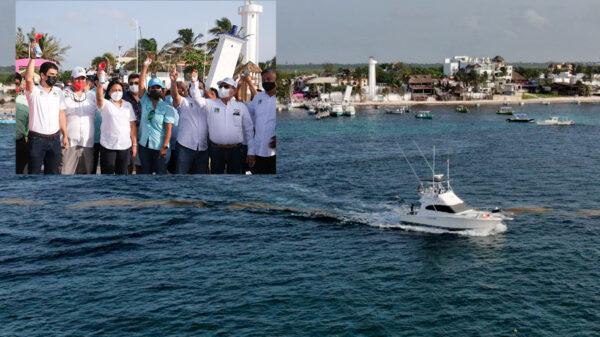 Atrae Puerto Morelos la organización de eventos deportivos de talla internacional