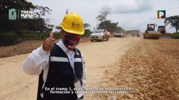 Supervisará AMLO obras del Tren Maya este fin de semana
