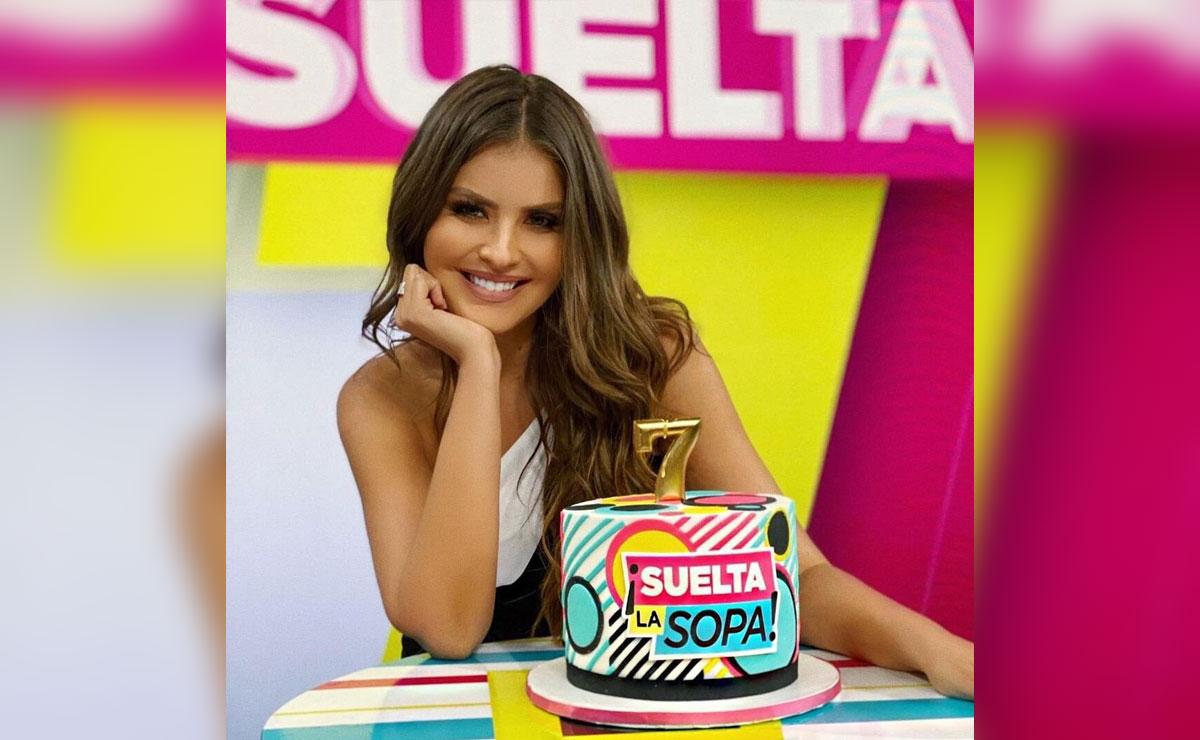 Vanessa Claudio podría abandonar el programa Suelta la Sopa