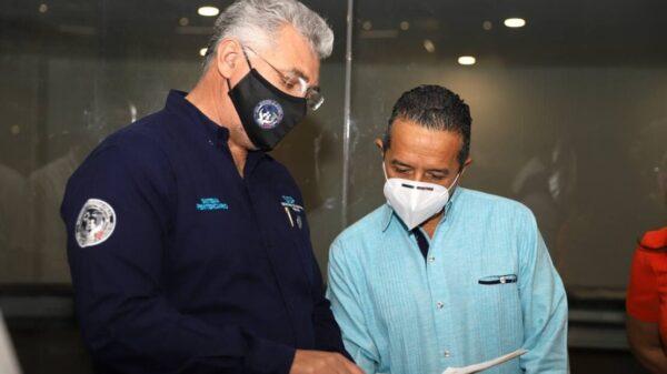Con el C5, el servicio de emergencias 911 ofrece mejor atención a la gente: Carlos Joaquín.
