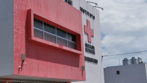 En la Cruz Roja Cancún repuntan la atención por Covid.
