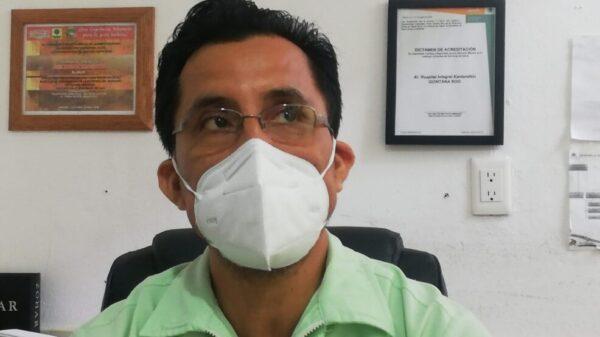 Inician las jornadas de vacunación contra Covid en Lázaro Cárdenas.