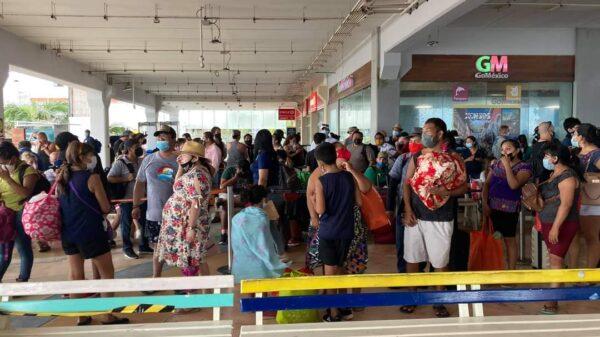 Exhortan a navieras a realizar más cruces entre Cozumel-Playa.