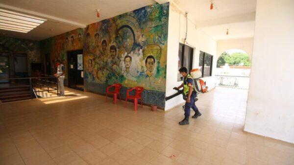 Restringen el trabajo presencial en el Ayuntamiento de José María Morelos.