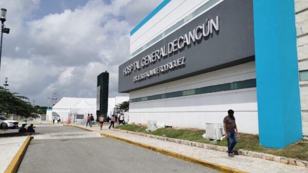 Cancún: Seis niños han sido hospitalizados por Covid en el 'Jesús Kumate'.