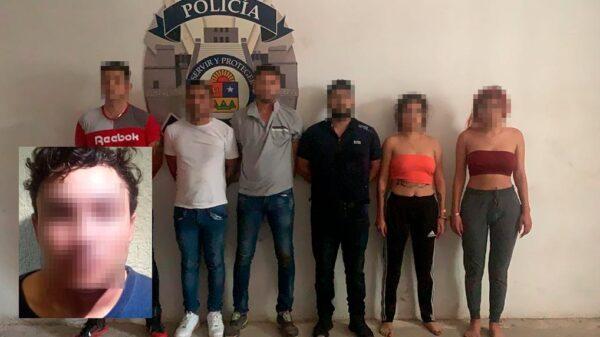 Cae el 'Pipo', jefe de célula de un cártel que opera en Cancún.