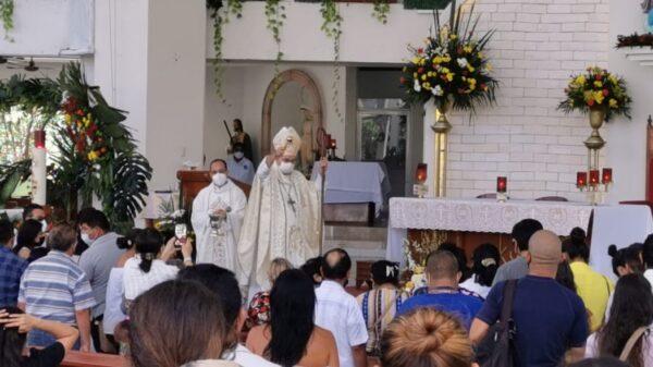 En noviembre presentarán proyecto de terminación de la Catedral de Cancún.