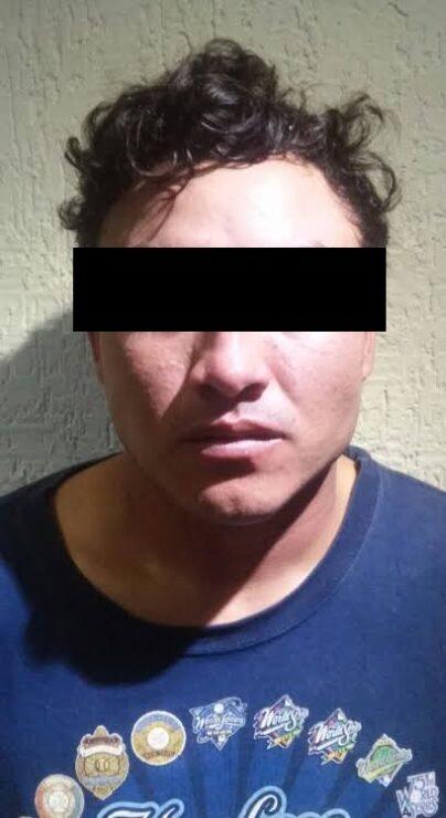 Óscar Alejandro R.M., de 35 años, originario de Valladolid, Yucatán,