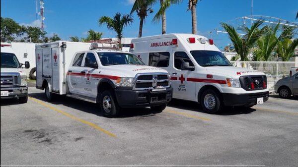 Cruz Roja redobla esfuerzos para atender pacientes Covid.